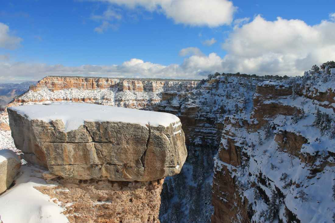 ancient architecture arizona canyon