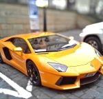 yellow sports car during day time